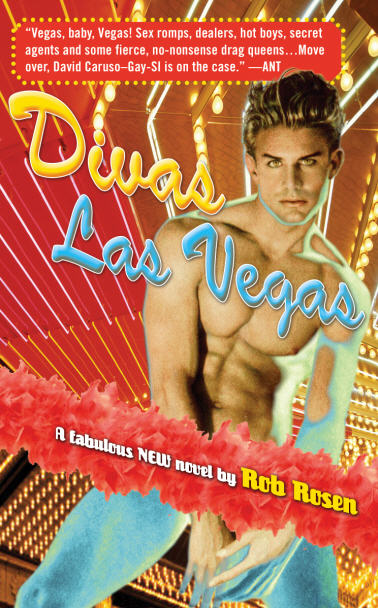 Divas Las Vegas Book Cover